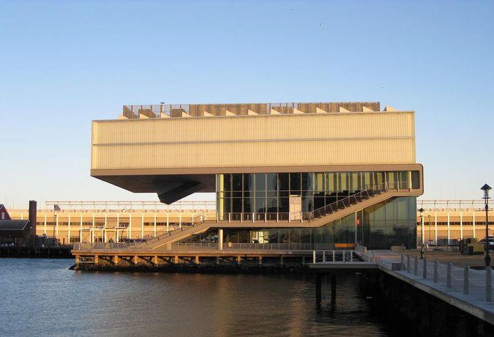 Boston's ICA Seaport location