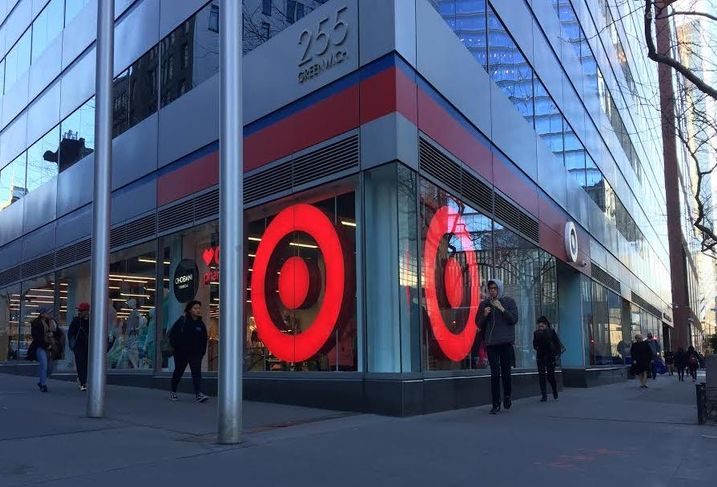 Target, NYC Greenwich