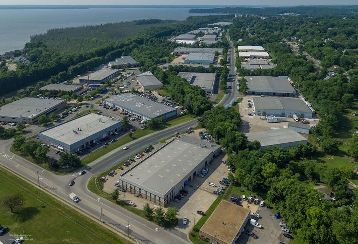 Finmarc Industrial Portfolio Featherstone Industrial Park woodbridge