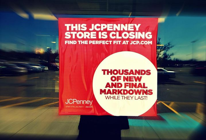 Closing Store, JC Penney