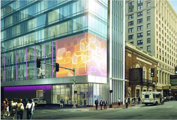 Theater District Hotel Latest Micro-Hotel To Break Ground In Boston