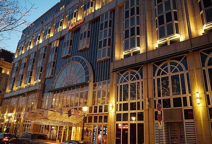 Hotel Marriott, Vienna
