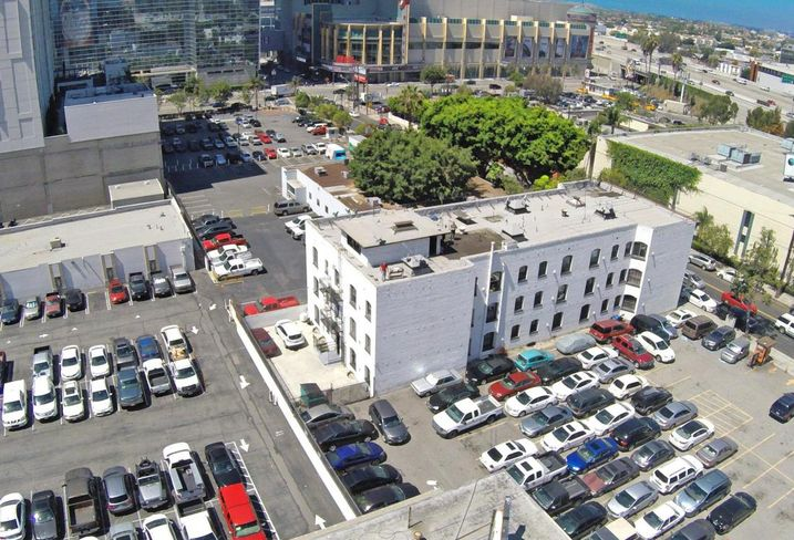DTLA Lot, 916 Georgia St.
