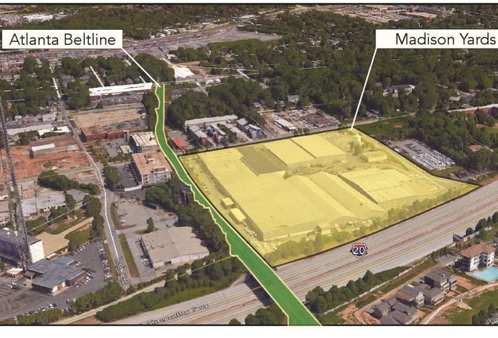 Fuqua Files Plans To Start Construction On $250M Madison Yards Project