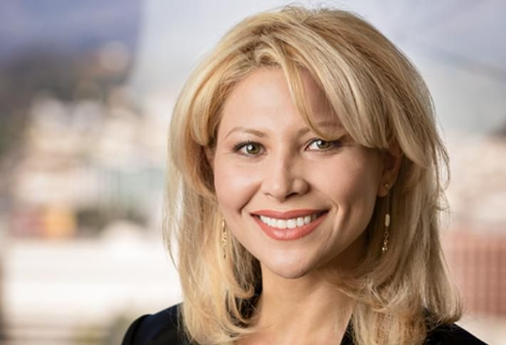 SharpLine Commercial Partners President and Founder Barbara Armendariz