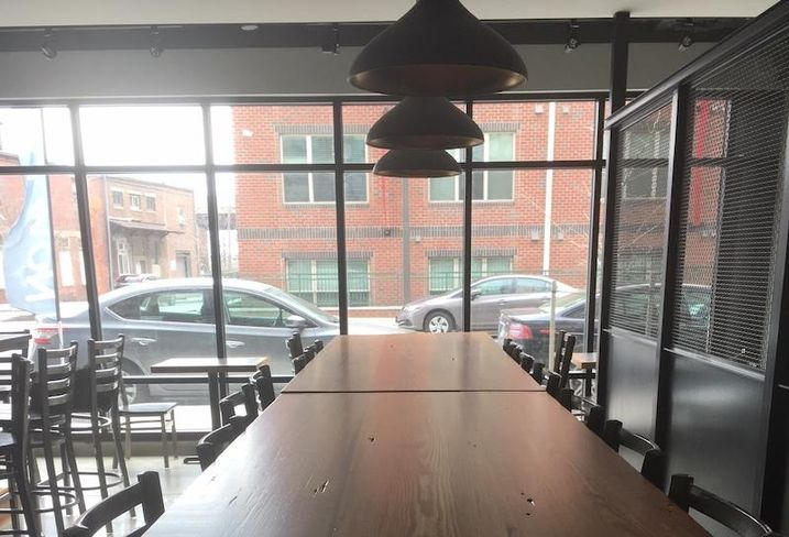 5 New Restaurants In Federal Hill