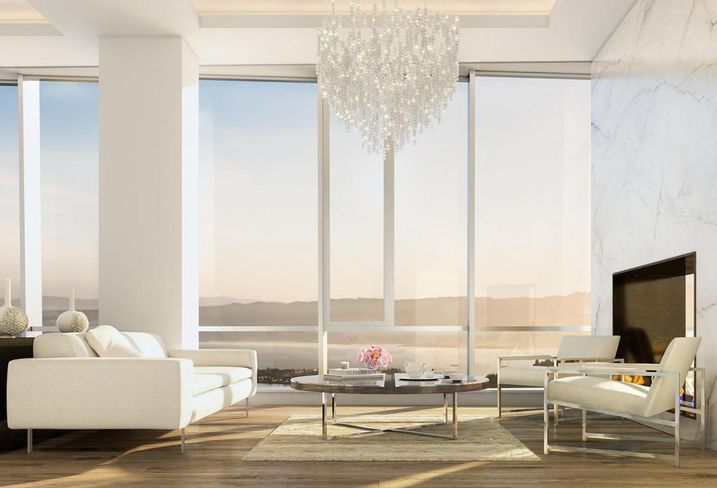 181 Fremont's Penthouse Hits The Market For $42M