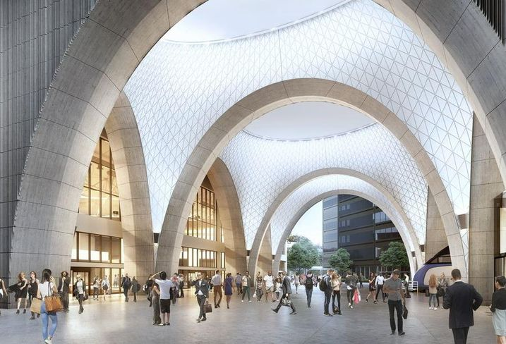 Salesforce In Talks To Anchor South Station Skyscraper