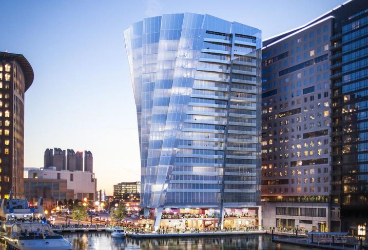 The St. Regis Residences Breaks Ground In The Seaport