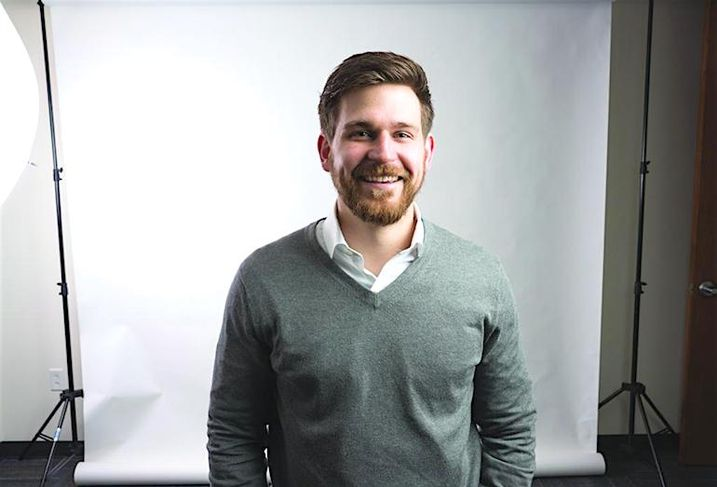 Bractlet co-founder and CEO Alec Manfre