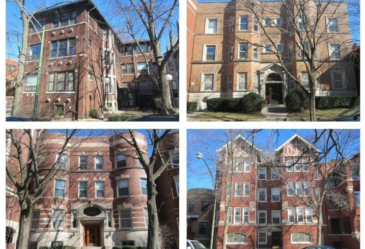 A four-building portfolio in Chicago's Hyde Park neighborhood was sold by Interra Realty