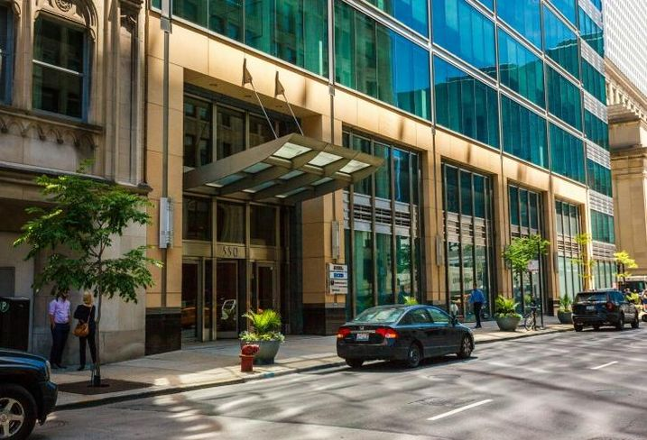 550 West Jackson Blvd., Chicago