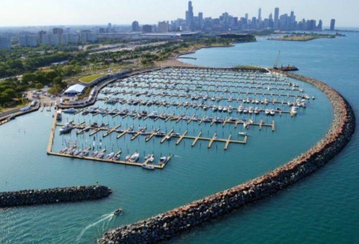 31st Street Harbor, Chicago