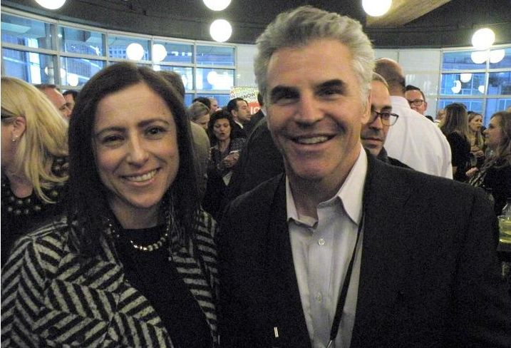 Wrightwood Financial Principal Beth Linn and CEO Bruce Cohen