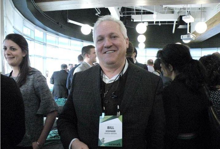 Krueck + Sexton director of business development Bill Kissinger