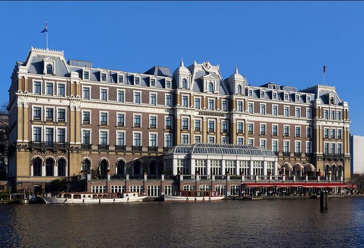 Amstel Hotel Amsterdam InterContinental