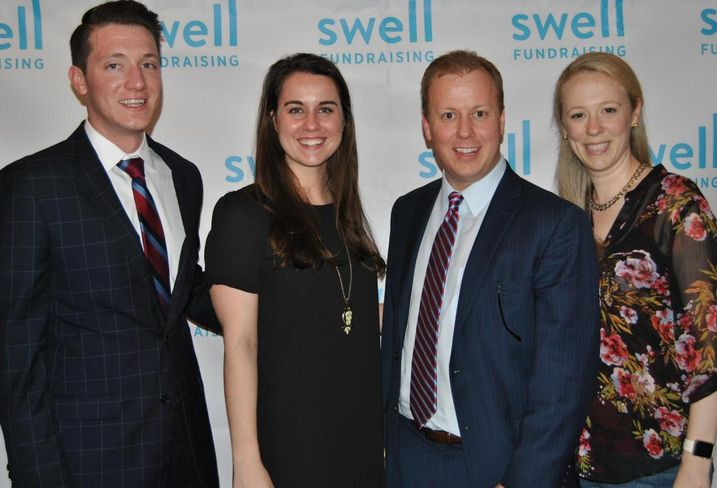 Swell Fundraising!