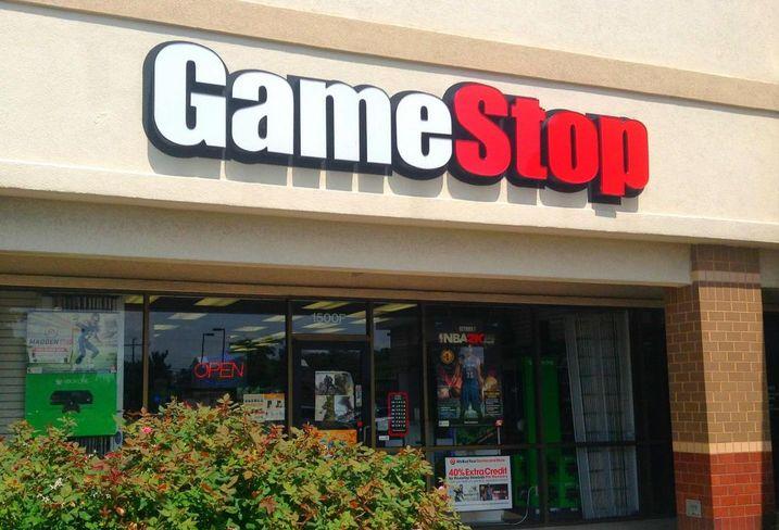 Lokasi GameStop, fiskal kuartal pertama 2020