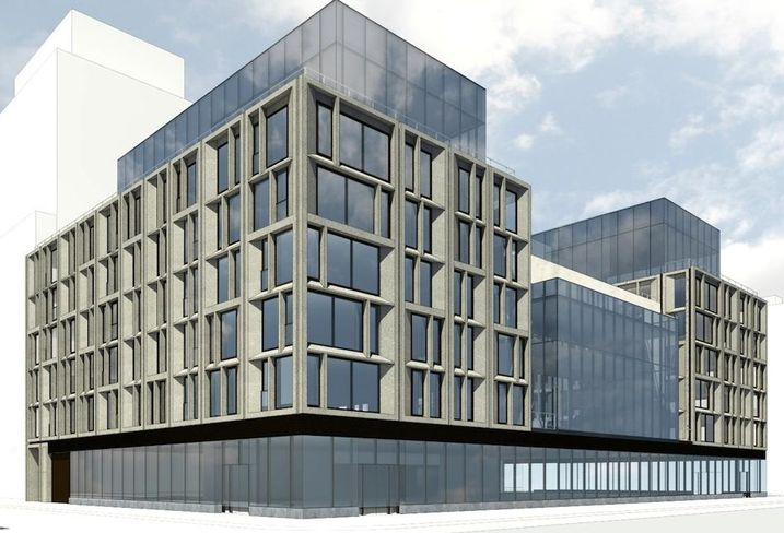 615 Tenth ave. rendering