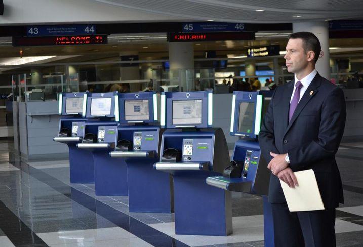 U.S. immigration customs, travel