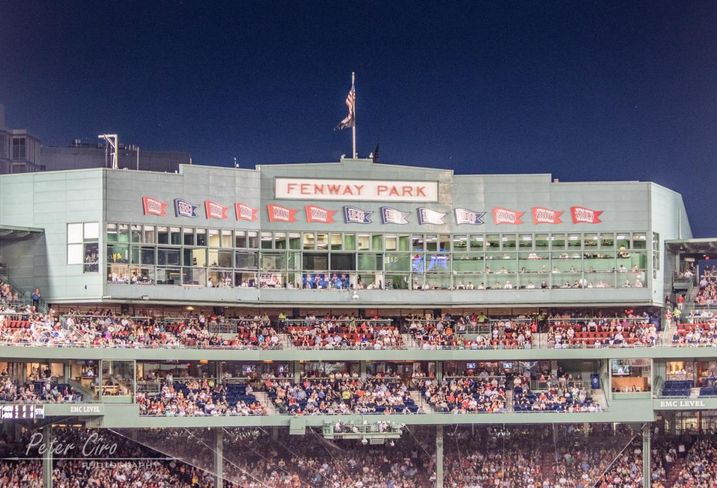 Fenway Park Shows Off $10M In Offseason Upgrades At Home Opener