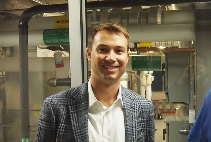 Unico Properties director of sustainability Brett Phillips
