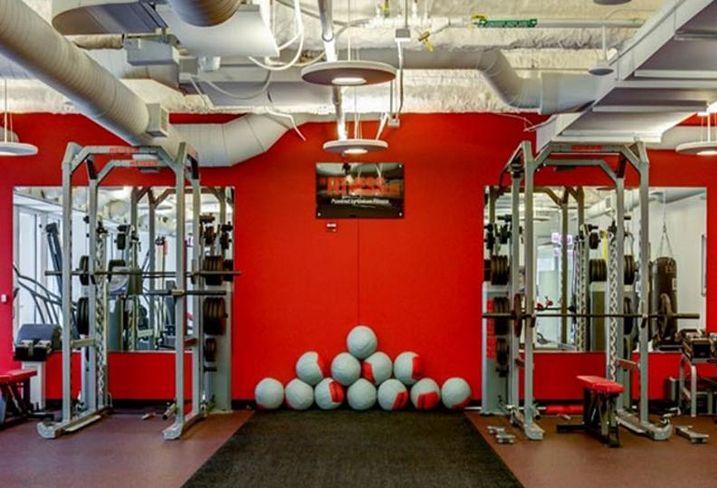 Corporate wellness center