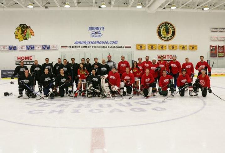 The Annual Chicago CRE Broker Hockey Classic