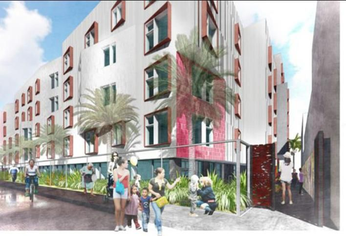 Over 700 Units Of Affordable Housing Headed To The Mission