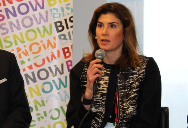 Olshan Properties CEO Andrea Olshan at Bisnow National Retail Series East Coast, April 4, 2017