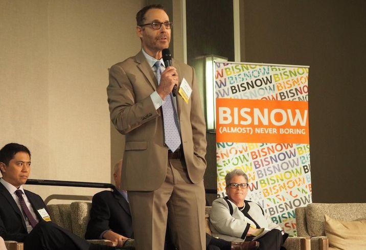 Nixon Peabody managing partner Jeff Lesk