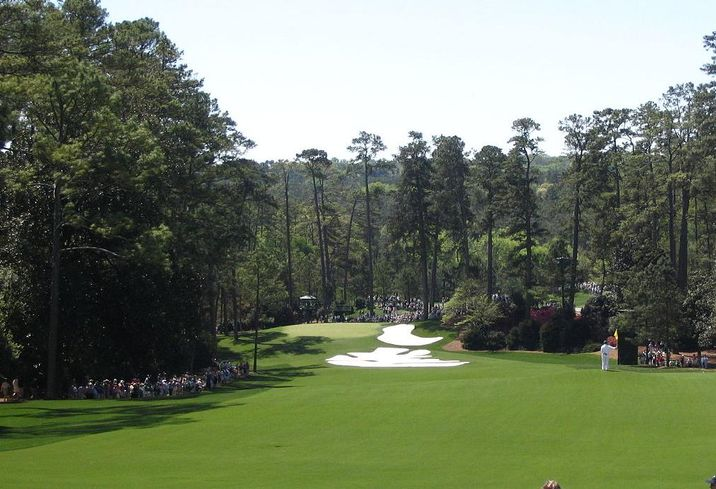 Augusta National Golf Club, Bobby Jones