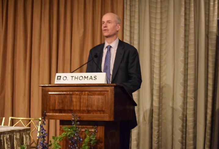 Boston Properties CEO Owen Thomas