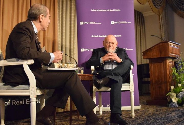 Real Estate Kingpin Sam Zell: Commercial Real Estate Is Overpriced