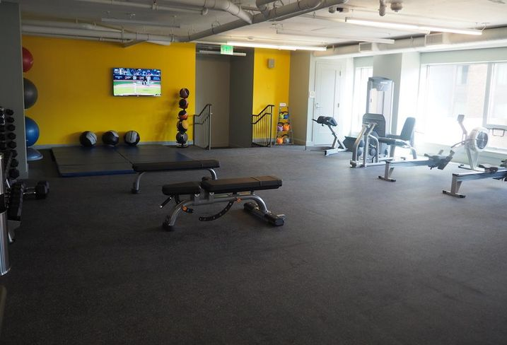 F1RST fitness center