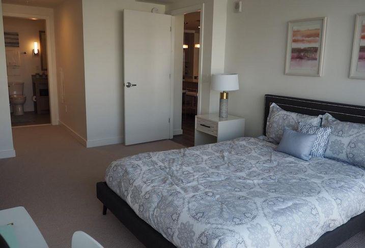 F1RST bedroom