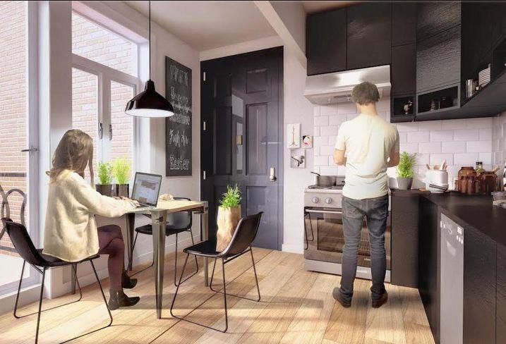 Quarters Kitchen