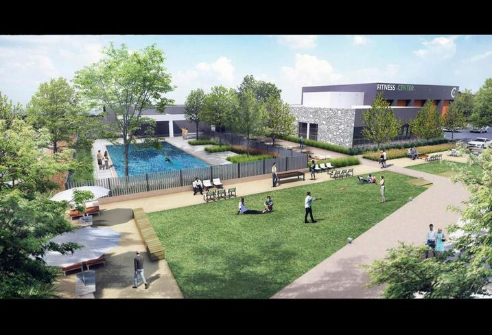 Building An Urban Village In Plano, Texas