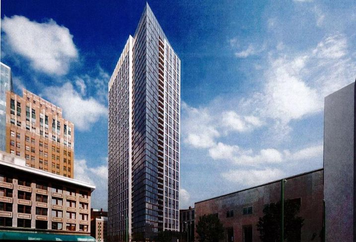 Initial Work Begins On Oakland's Tallest Residential Tower