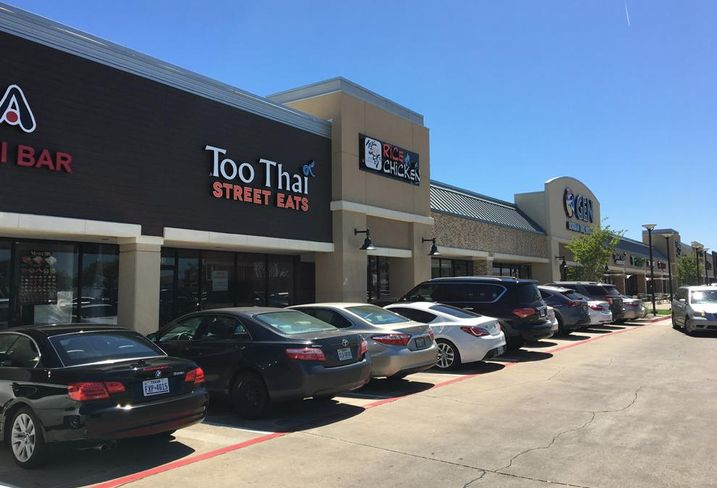 Over the last 18 months, NewQuest Properties has brought the 155K SF Carrollton Town Center to 94% occupancy. The center has 22 restaurants and retailers total in Phase 1. Phase 2 will have 43K SF across 5 acres and is preleasing now. The center at the southeast corner of Old Denton Road and George Bush Turnpike is anchored by Chinese supermarket 99 Ranch Market. Five new leases for the center top about 13K SF. California-based The Kickin Crab leased 4K SF for its first Texas store. Korea-based Rice Chicken leased 3K SF for its second North Texas location. Adding to the city's Asian foodie destination, Frisco may get the third North Texas location, according to NewQuest. Too Thai Street Eats leased 3K SF, Churro Alley leased 2K SF and T-Swirl Crepe leased 1K SF.   Phase 2 of the center will be anchored by 7K SF First Intercontinental Bank. Like Phase 1, it will be an Asian fusion-style project.