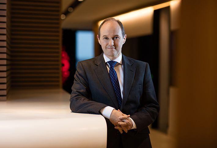 David Sleath, CEO of Segro