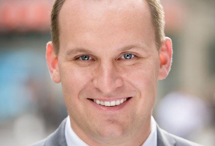 Ripco Real Estate salesperson Jake Frantzman