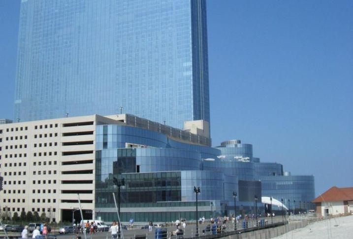 The former Revel Casino in Atlantic City, N.J.