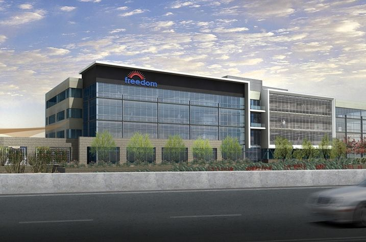 Bay Area Financial Services Company To Occupy 300K SF Build-To-Suit In Tempe