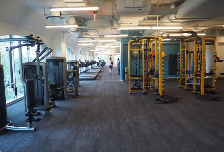 2U gym