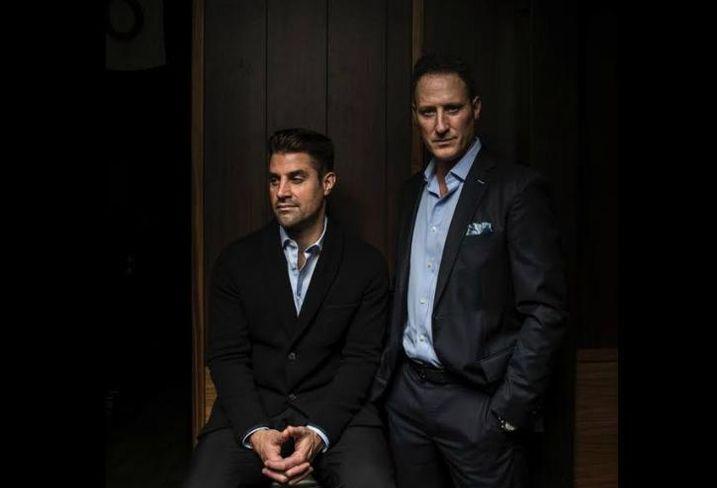 Boka Restaurant Group co-founders Kevin Boehm and Rob Katz