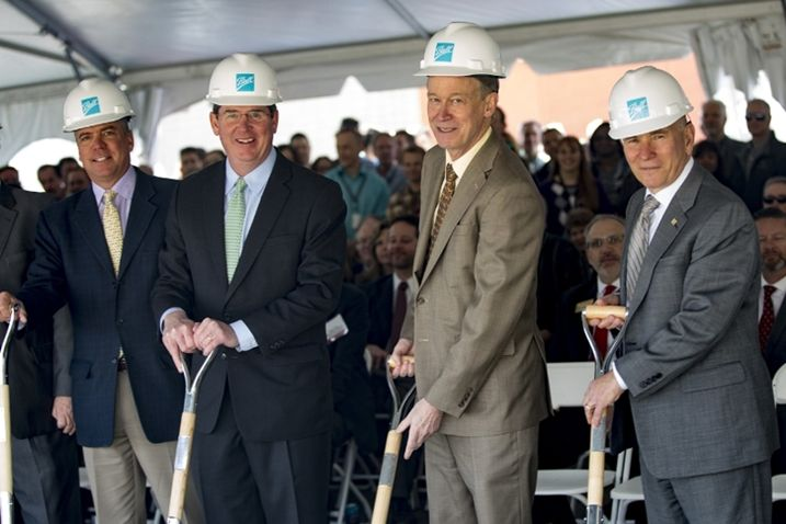 Ball Kicks Off Expansion Of Its Aerospace Facility In Westminster