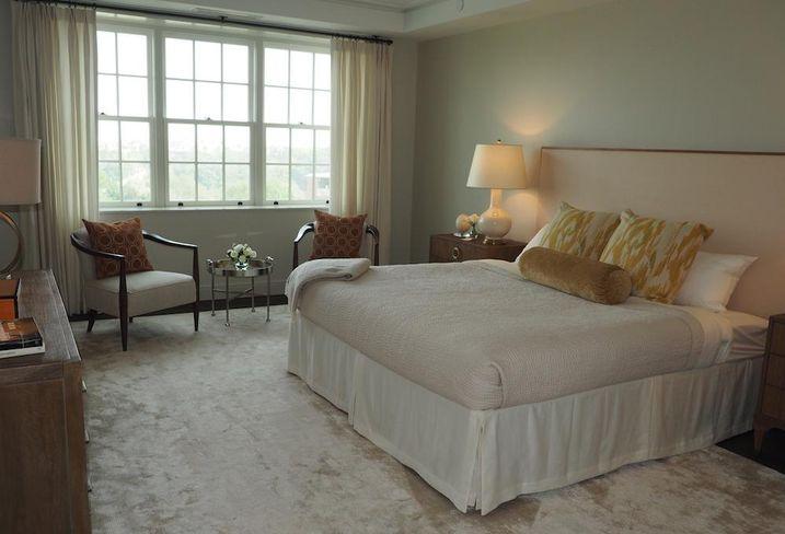 JBG Wardman Tower bedroom