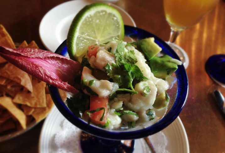 Hugo's Red Snapper Ceviche
