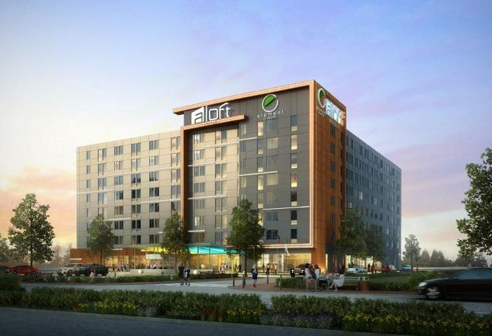 Experts Say Dual-Branded Hotels Are In, And '800-Room Marriotts' Are Out